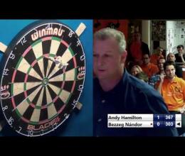 Embedded thumbnail for Andy Hamilton vs Bezzeg Nándor 2016-11-18 Smile Darts Club